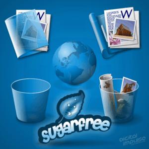 Sugarfree Icons
