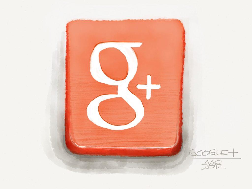 Google+ App Icon image