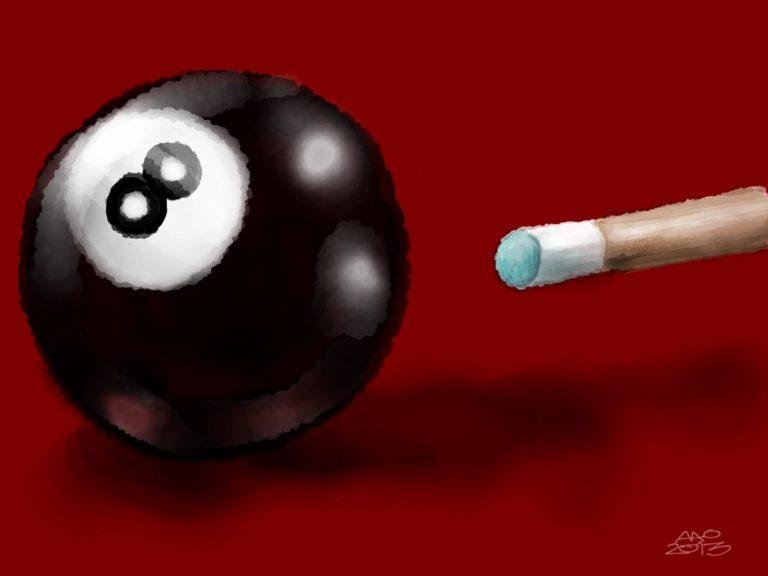 8 Ball image