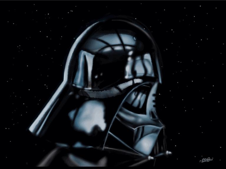 Vader Reflects image