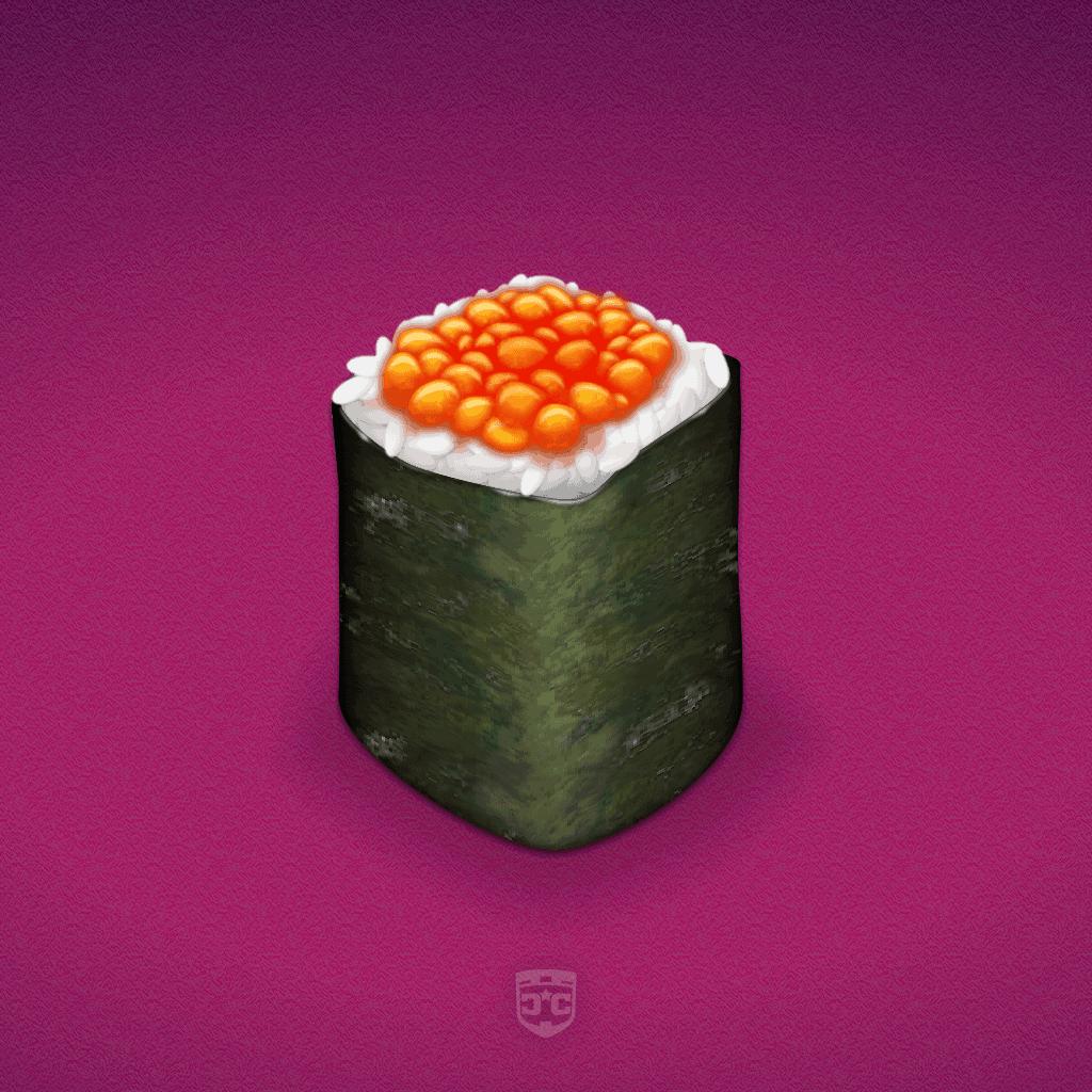 Foodstuffs - Gunkanmaki Sushi images