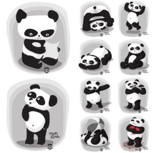 Poopi The Panda image