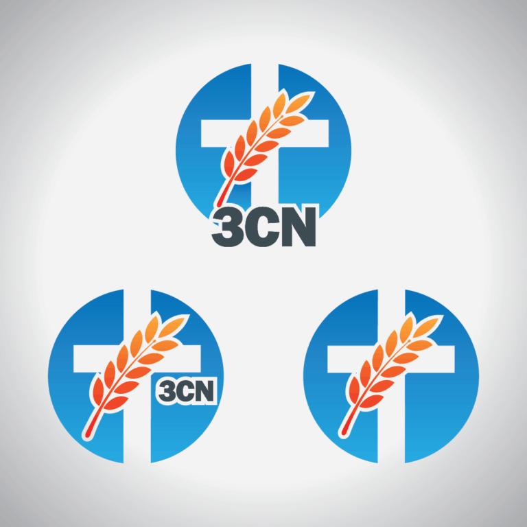 3CN Logos image