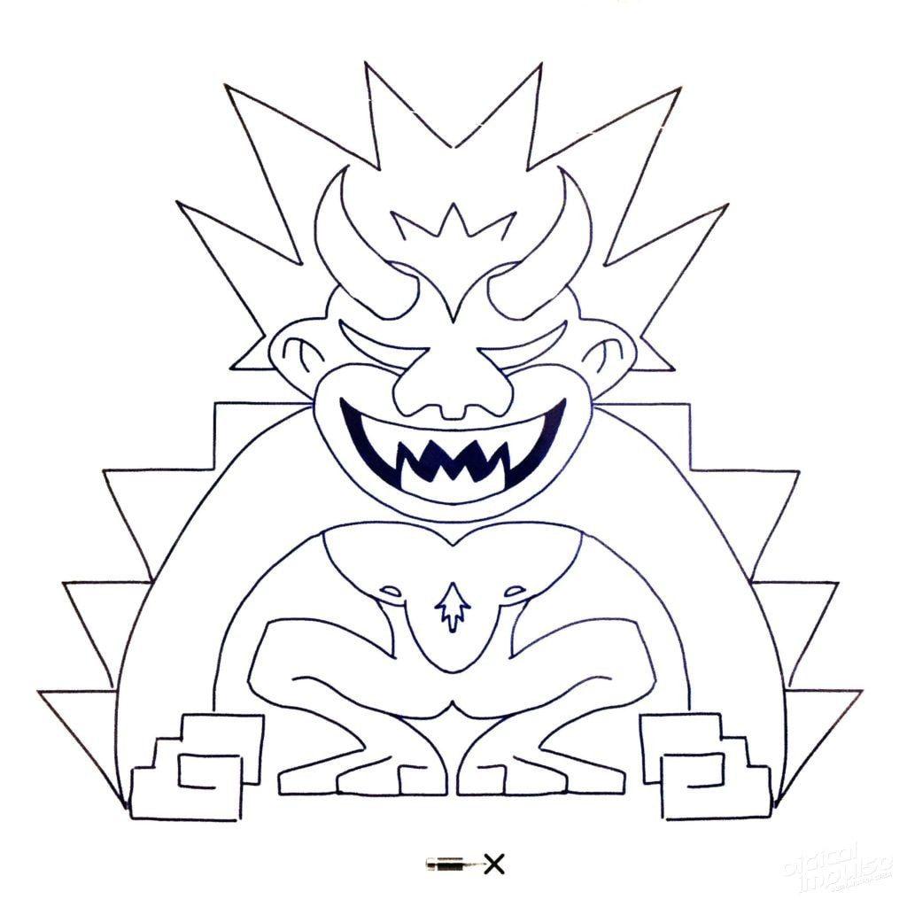 Beast Monkey concept image