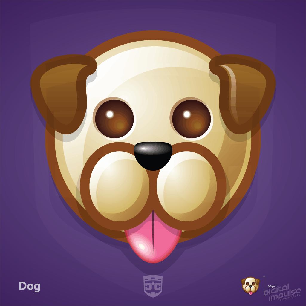 Digi*Cons - Dog (Original)