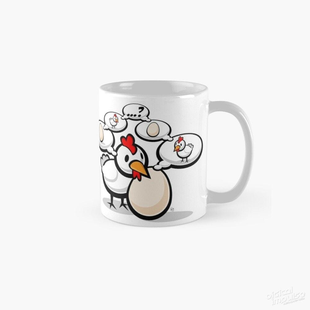 Eggnigma - Mug
