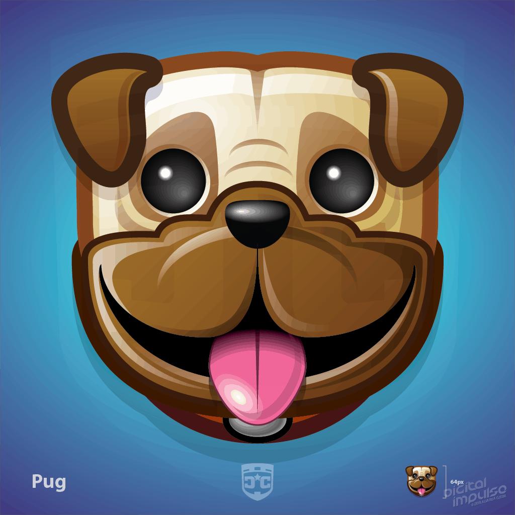 Digi*Cons - Pug