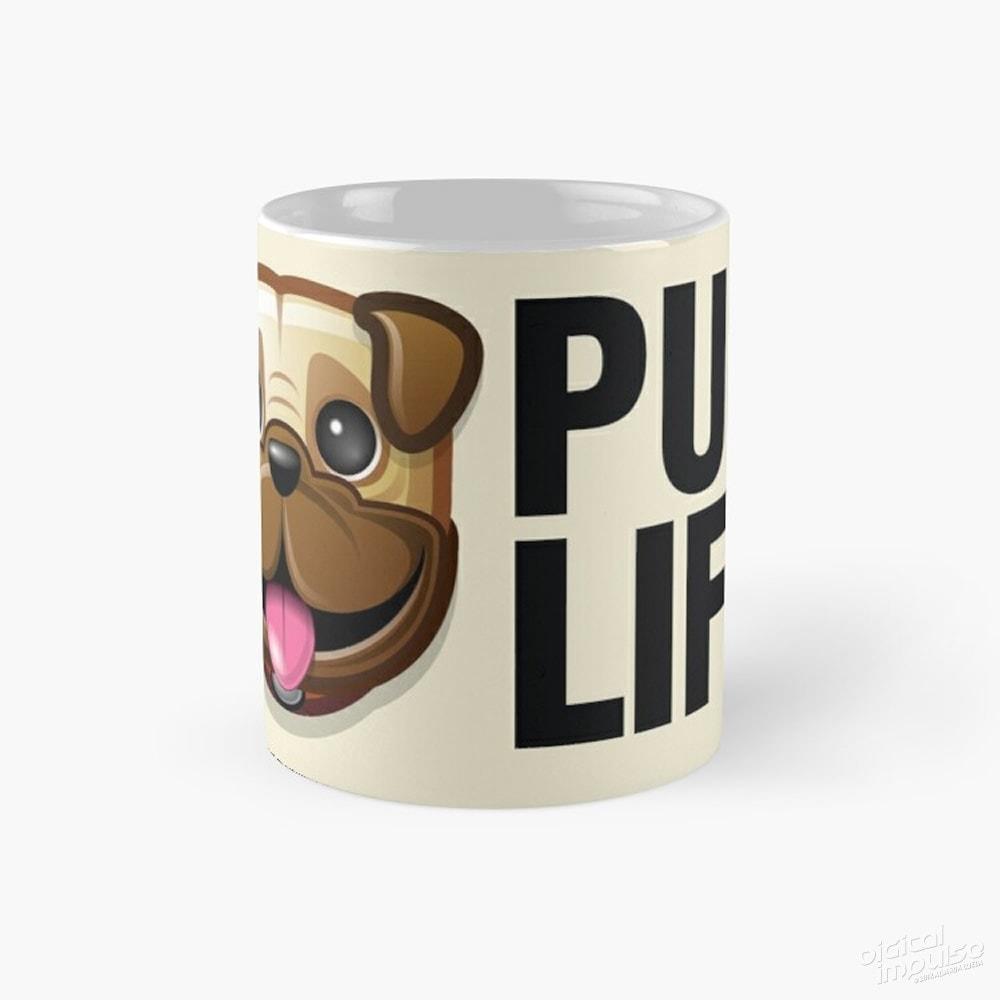 Pug Life - Mug