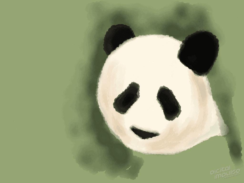 Sad Panda 001 Image