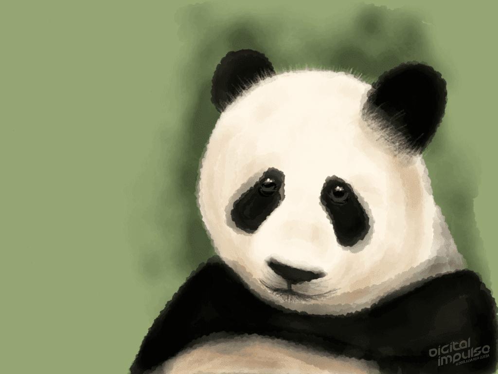 Sad Panda 004 Image