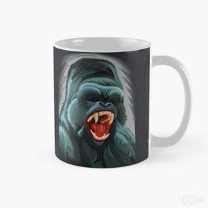 Silverback - Mug