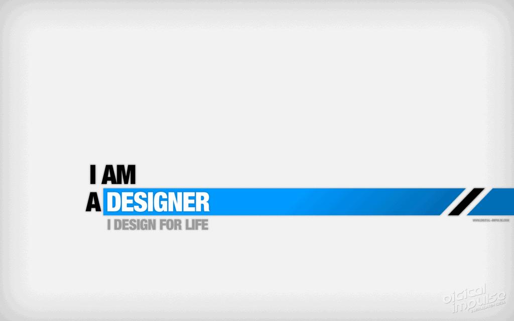 I AM A DESIGNER image