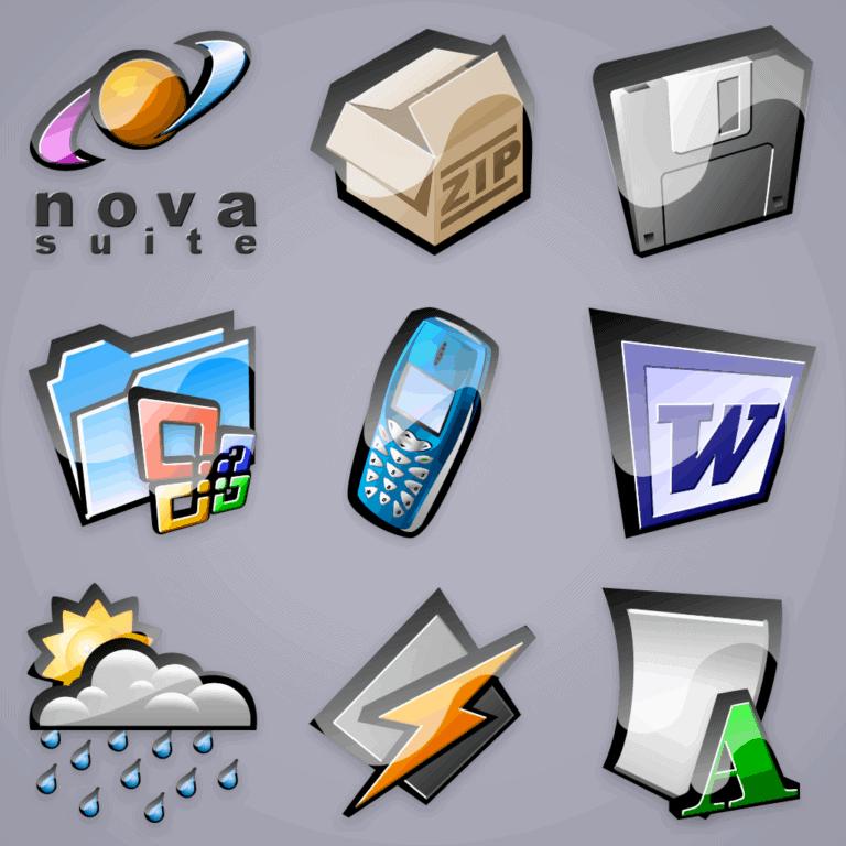 Novacons Icons image
