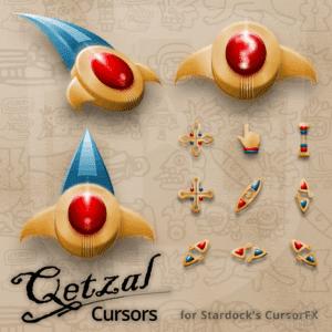 Qetzal Cursors Preview image