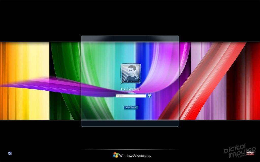 Spectral Tableau LogonStudio Preview image