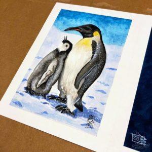 Emperor Penguin Preview image