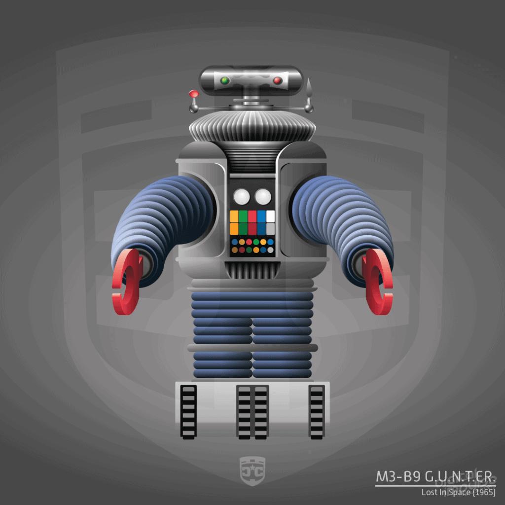 Robot - G.U.N.T.E.R image