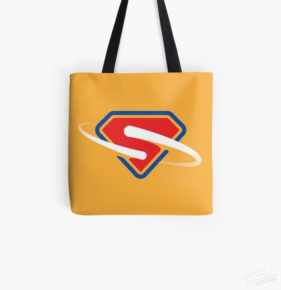 Super – Yellow Tote