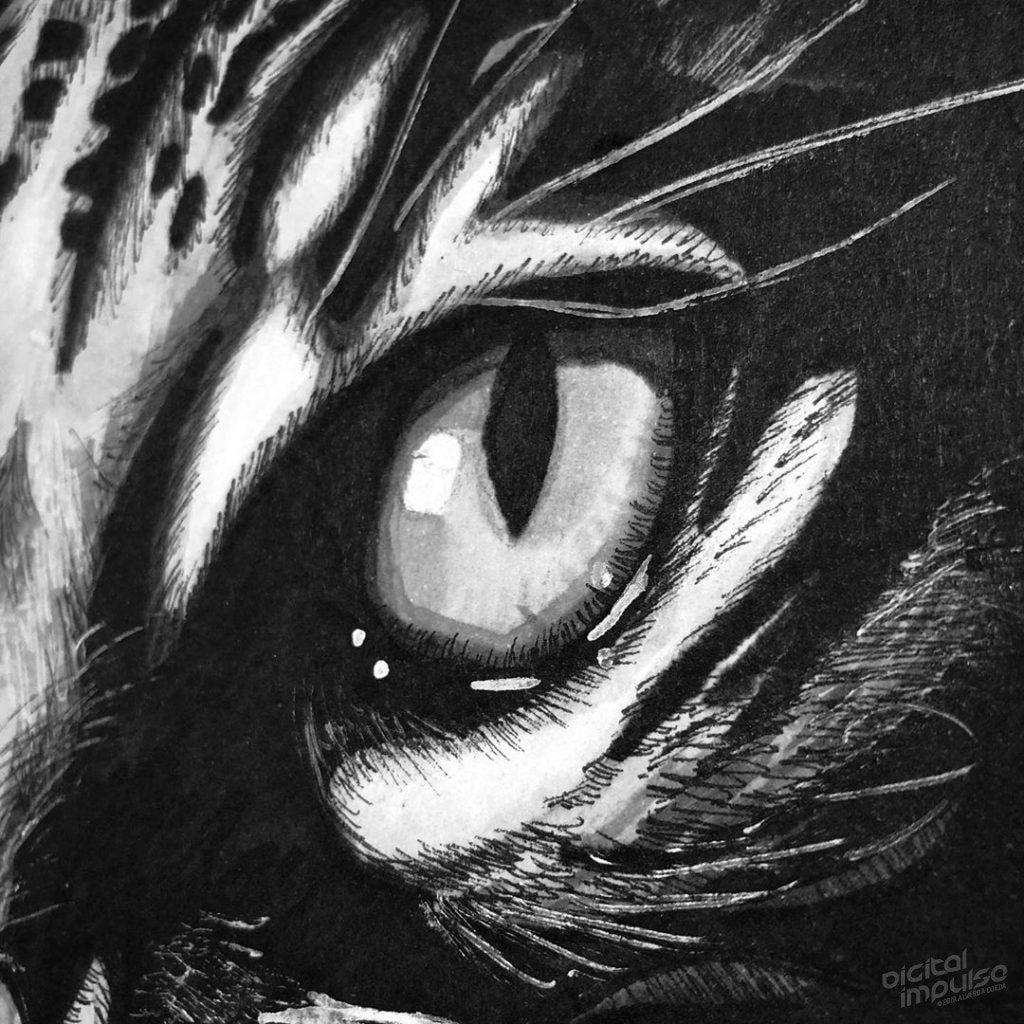 Ocelot (Leopardus pardalis) - 002 image