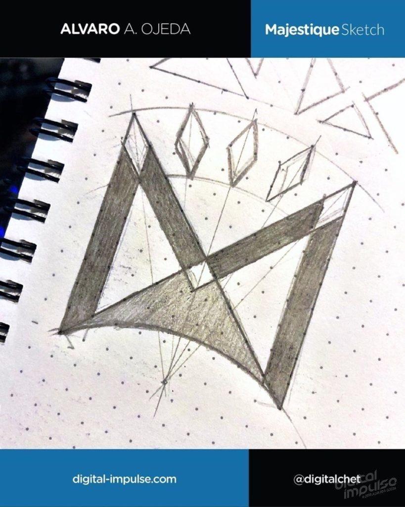 Majestique Concept Sketch Preview image