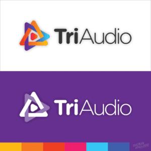 TriAudio Logo Preview image