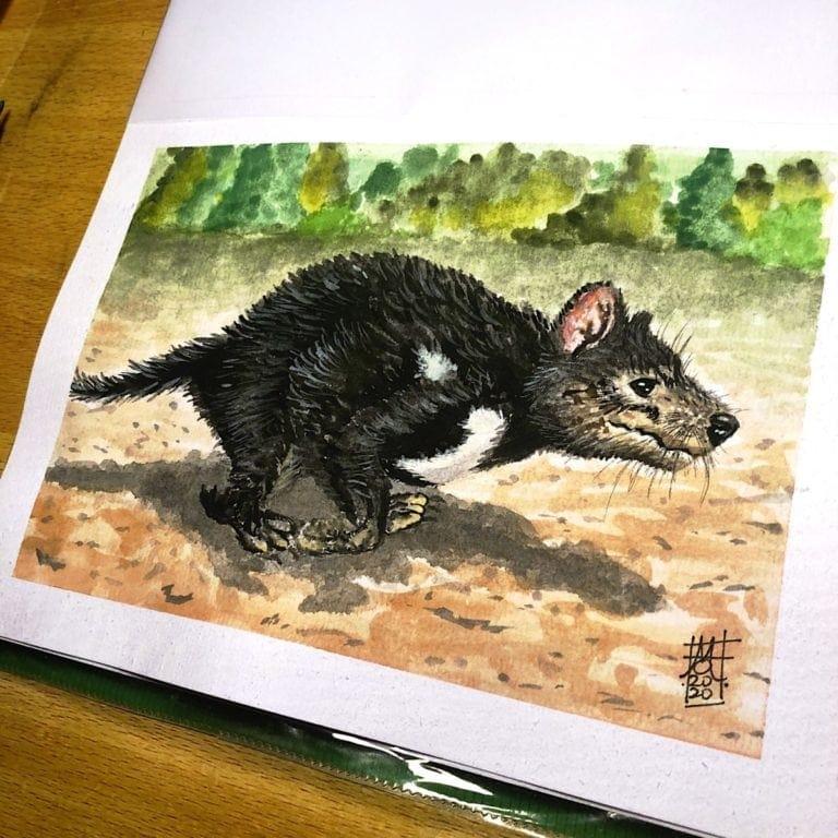 Tasmanian Devil Preview image