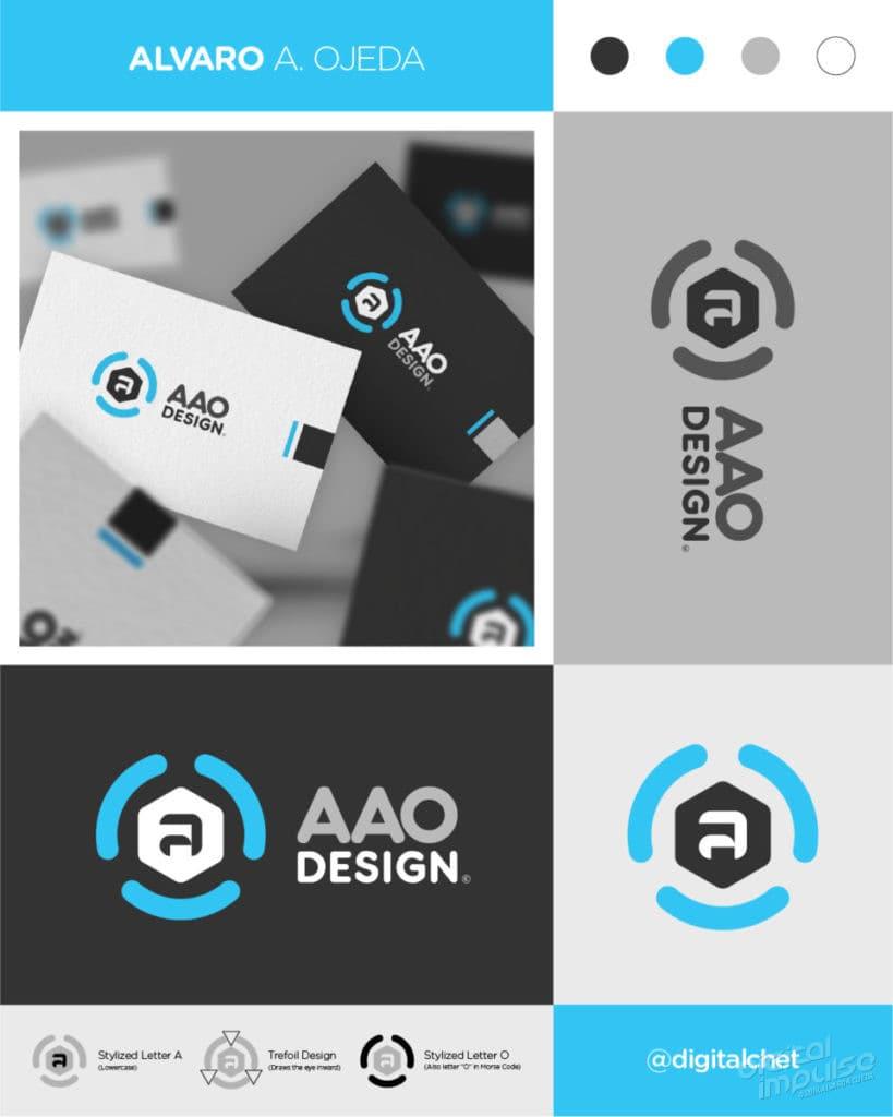 AAO Design Logo Preview 01 image