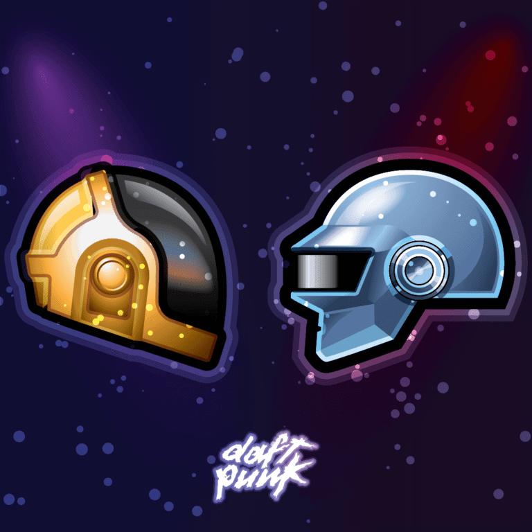Daft Punk Tribute 2021 image