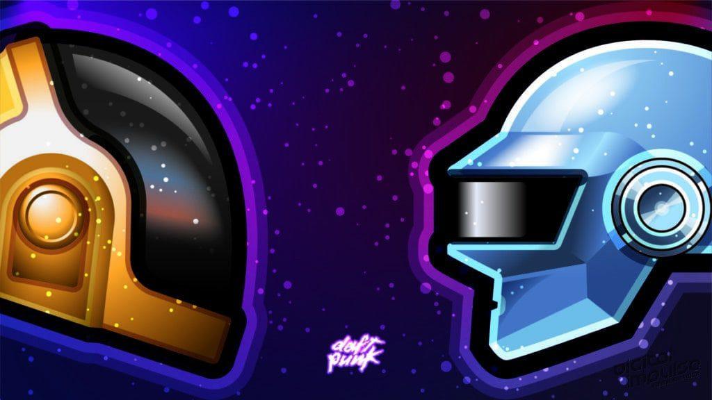 Daft Punk Tribute 2021 - Wallpaper 02 image