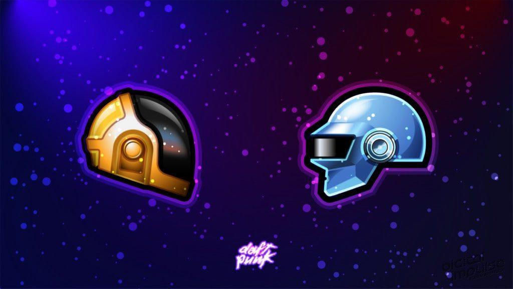 Daft Punk Tribute 2021 - Wallpaper 01 image