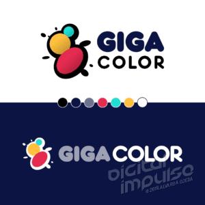 GIGA Color Logo Concept Preview image